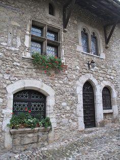 Pérouges, France