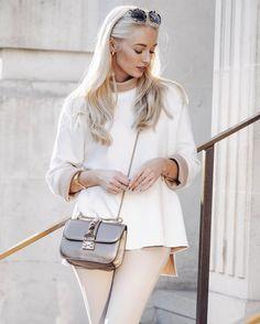 Fashion Mumblr wears our Chloe jumper. Fashion Mumblr, Over 50 Womens Fashion, Trendy Fashion, Fashion Outfits, Fashion Styles, Fashion Basics, Girly Outfits, Trendy Outfits, Fall Outfits