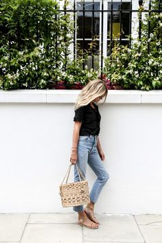 The Joy of Vintage (Fashion Me Now) Fashion Me Now, Passion For Fashion, Beige High Heels, Lucy Williams Style, Brigitte Bardot, Casual Jeans, Mode Inspiration, Jean Outfits, Spring Summer Fashion