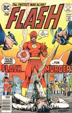 Flash is a name shared by several fictional comic book superheroes from the DC Comics universe. Created by writer Gardner Fox and artist Harry Lampert, the original Flash first appeared in Flash Comics (January Rare Comic Books, Vintage Comic Books, Vintage Comics, Comic Books Art, Comic Art, Old Comics, Marvel Dc Comics, Book Cover Art, Comic Book Covers