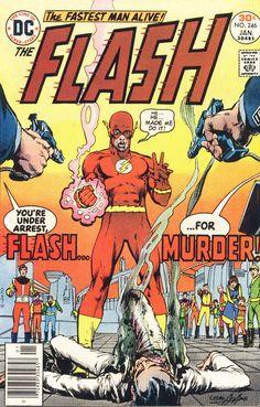 Flash 246 by Neal Adams