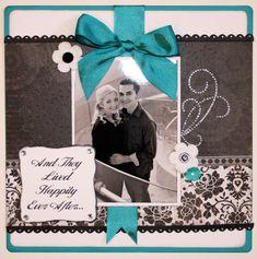 Karen Pedersen: Wedding Sign In Book Using For Always Paper