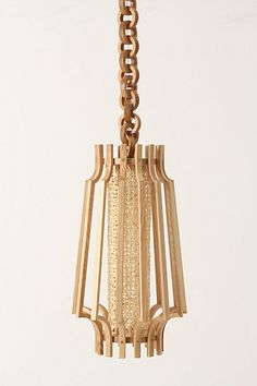 Oblong Joaquin Pendant Lamp #anthropologie