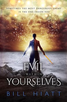 This is the cover for Evil within Yourselves, the fourth Spell Weaver novel; this cover was designed by Peter O'Connor of bespokebookcovers.com.