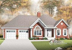 House plan W3242-V2 by drummondhouseplans.com