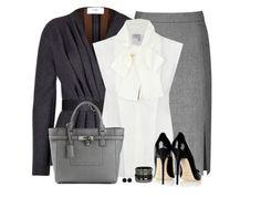 Cosa indossare quando si lavora in un ufficio? Ci sono delle alternative al classico completo grigio? Ecco a voi qualche look da indossare in ufficio da copiare.