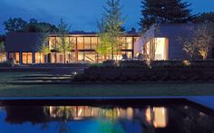 Maryland -Woodvalley House by Ziger Snead Architects