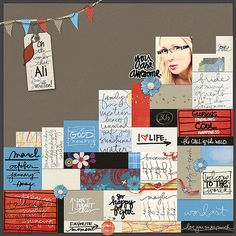 Alis Words by Amy L in Designer Digitals gallery