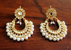 Kundan Earring – Desically Ethnic