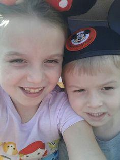 Me and my bro at Disney!!!