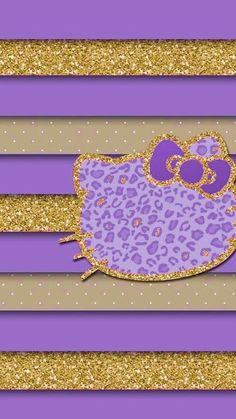 Summer Wallpaper Phone, Wallpaper Iphone Cute, Iphone Wallpapers, Wallpaper Backgrounds, Hello Kitty Backgrounds, Hello Kitty Wallpaper, Hello Kitty Birthday Cake, Hello Kitty Images, Friends Wallpaper