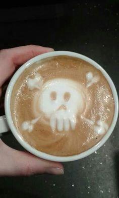 Skull by Jennie Gibson