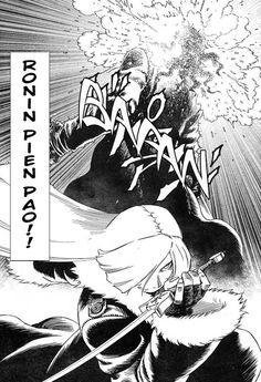 Battle Angel Alita: Last Order 52: Fear at MangaFox.me