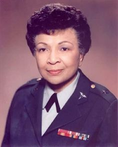 african american pilots | ... African American female General and the first African American Chief