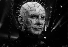 tumblr_mc86uv3wux1qfryqfo1_500.gif 500×349 pixels. Pinhead from hellraiser #movie #horror