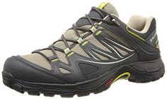 Salomon Womens Ellipse GTX Hiking Shoe * Details can be found by clicking on the image.