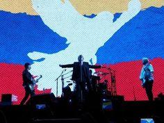 U2 -Bogota  Colombie 07/10/2017