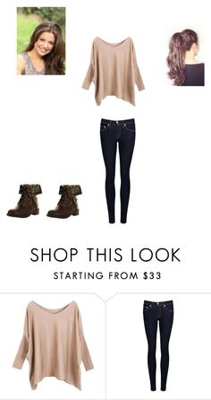 """""""Untitled #165"""" by girlwhosparkles ❤ liked on Polyvore featuring rag & bone/JEAN and Refresh"""