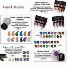 maquillage YOUNIQUE France makeup
