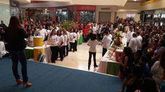 Da inicio a la #ExpoShowGourmet mas de 100 platos y muchos sabores para degustar hoy en @tusambilpgna. Un evento de la mano de Asochefs  #SambilParaguaná #masqueuncentrocomercial  #Paraguaná  #food #truecook