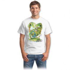 Cadouri pentru iubitorii de animale – Tricou Crocodil