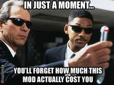 Forgetting how much it cost is better than forgetting your BCC Vape Juice!  Run out?   Get more at www.bccvape.com!