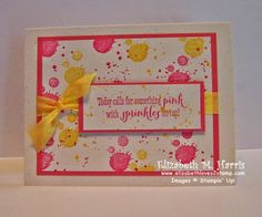 Remembering Your Birthday, Gorgeous Grunge, Stampin' Up!