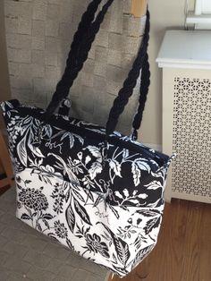 Summer tote bag pattern
