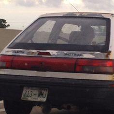 """The """"new"""" Mazda!"""