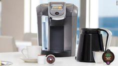 Coffee-loving hackers decode Keurig's 'secure' new machines