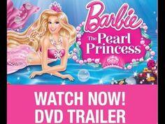 [blockbusters] Best cartoon 3D hollywood-Barbie The Pearl Princess