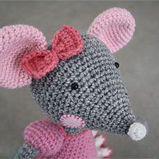 Ballerina-Mouse