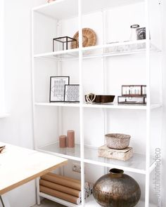 Interiorstyling @dutchhomedeco interior decoration. Home decoration. Workspace