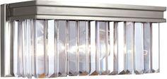 0-019639>Carondelet 2-Light Energy Star Wall Sconce Antique Brushed Nickel