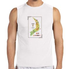 Vietnam Unit Placement Map White Sleeveless Shirt now available! The Vietnam Service is a 100% Polyester Gildan sleeveless shirt will keep you cool and dry all year long. Let your biceps breathe and show your military pride at the same time! Designed & Sublimated in the USA.
