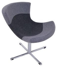 Pearl Lounge Chair By Nuans