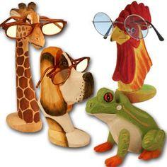handcarved eyeglass holders Eyeglass Holder, Eye Glasses, Tigger, Hand Carved, Eyewear, Carving, Pottery, Ceramics, Sculpture