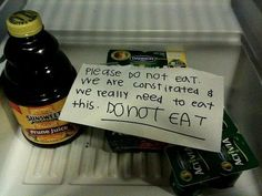 The 20 Funniest Notes To Robbers By People Who've Had It Up To Here With Thieving Jerks - Page 16 of 20