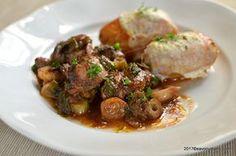 cei mai buni ficatei de pui reteta Romanian Food, Diy Food, Foodies, Chicken Recipes, Deserts, Mai, Food And Drink, Beef, Cooking
