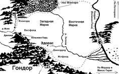 Рохан (Мустангрим, Ристания, Марка) — государство к северу от Гондора, сыгравшее важную роль в Войне Кольца. Рохан находится в самом сердце Средиземья и граничит с Изенгардом и Дунландом на западе, и Гондором на юге. С севера его омывает река Лимлайт, с запада Изен. От Гондора его отделяют река Андуин и Белые горы. Столица Рохана — Эдорас.