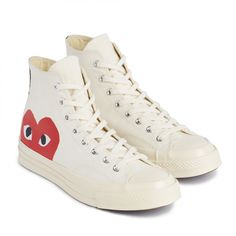 Play Converse Chuck Taylor All Star '70 High (White) Men's US 9 / Women's US 11