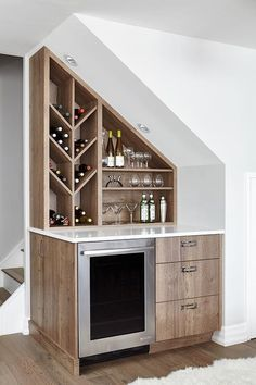 110 best bar under stairs images in 2019 coffee nook kitchen rh pinterest com