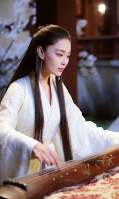 Hanfu from Song Of Phoenix 《思美人》