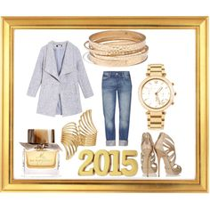 A fashion look from December 2014 featuring woolen coat, boyfriend jeans and bangle bracelet. Browse and shop related looks. Shoe Bag, Polyvore, Stuff To Buy, Bags, Clothes, Shopping, Collection, Design, Women