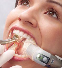 Isolite Illuminated Dental Isolation System   Combination Suction, Lighting, Bite Block, and Cheek Retraction
