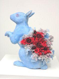 'Winter Fruit' - Rebecca's original wax/polyester resin sculpture
