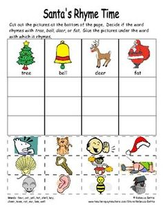 This four page product is part of a 55 page reproducible book which contains primary reading, writing, and math Christmas activities for grades pre...