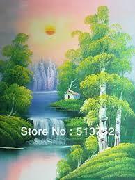 Resultado de imagem para green paintings
