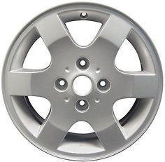 """New 16"""" Alloy Wheel Rim for 2004 2005 2006 Nissan Sentra 62430"""