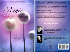 "#garydouglas Here is the book entitled ""Magic. You Are It. Be It."" written by Gary Douglas and Dr. Dain Heer. It is a self-help book that explores the creative side of our consciousness."